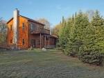 3 BR log home - Cty Rd Y, Wascott, WI