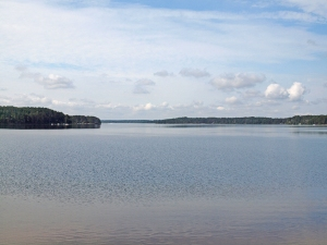 Whitefish Lake - NW Wisconsin's clearest and deepest laeks