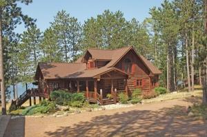 Luxury Home for sale on Horseshoe Lake