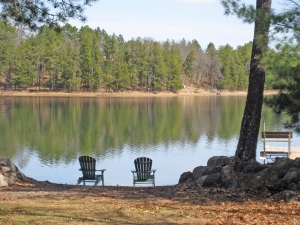 160-acre Leader Lake, Wascott, WI