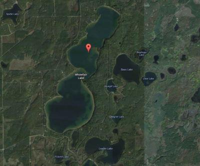Whitefish Lake, Douglas County, WI
