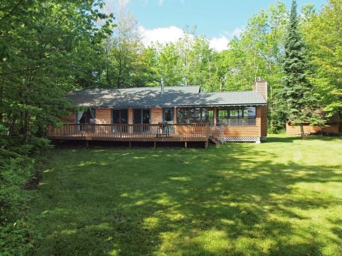 Nelson Lake cabin