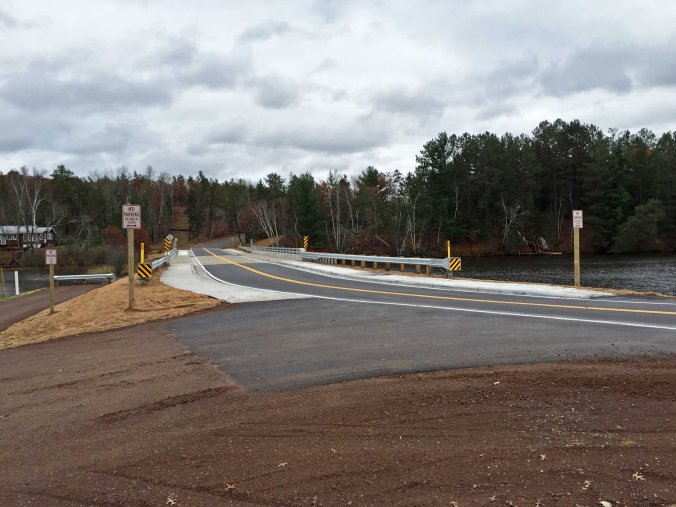 New Bridge at Smith Bridge Rd