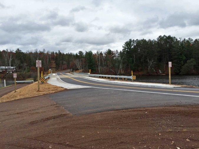 New Bridge at Smith Bridge Rd