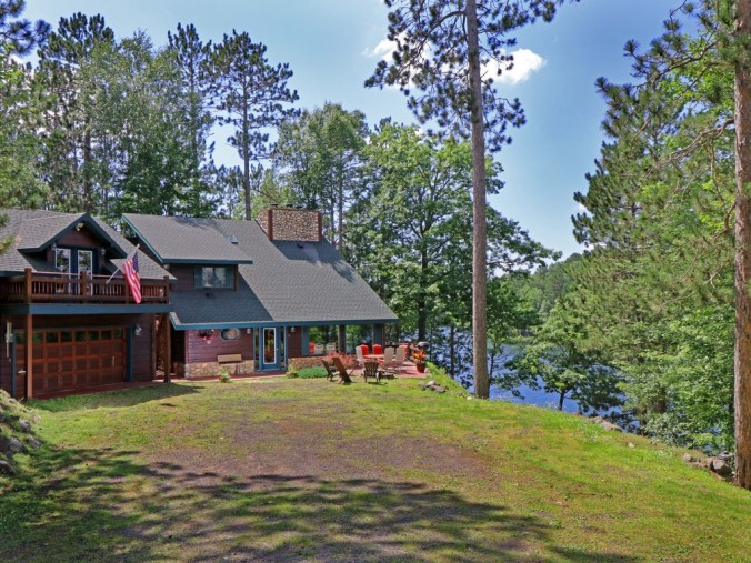 Your up north lake cabin