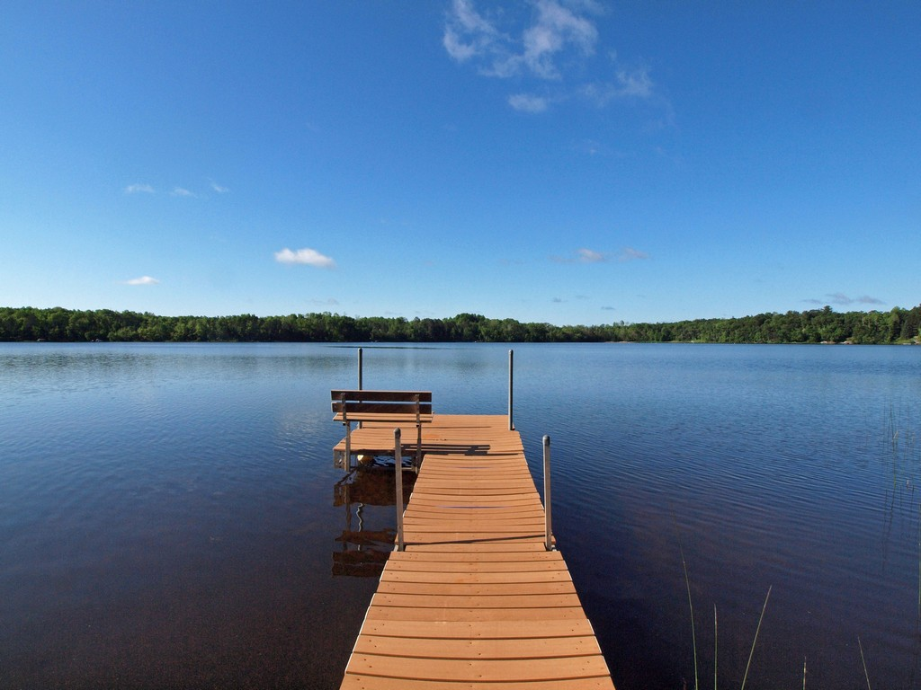 Buyers Found Their Dream Lake Home On Gilmore Lake Minong